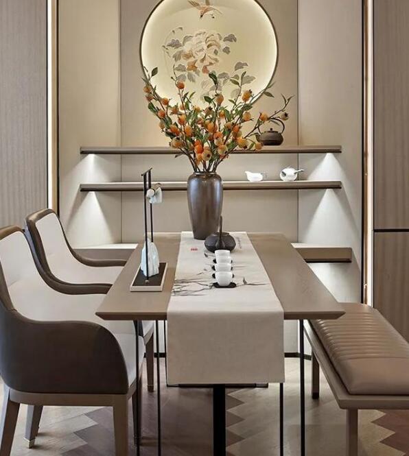 70平现代温馨风格两居室装修