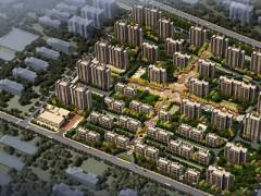 北辰花园南区项目建筑规划设计方案批前公示
